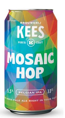 Brouwerij Kees Mosaic Hop