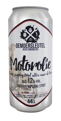 De Moersleutel Motorolie
