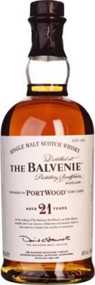 The Balvenie Portwood 21 Yrs