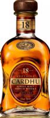 Cardhu 18 Yrs Malt