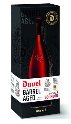 Duvel Oak Barrel Aged Batch 3