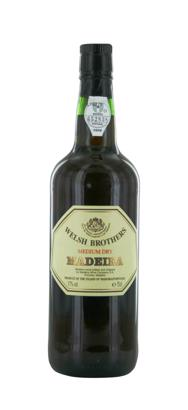 Welsh Brothers Madeira - Medium Dry