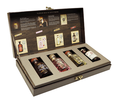 Filliers Dry Gin Mini Collection
