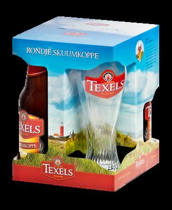 Texels Skuumkoppe geschenkverpakking