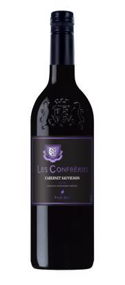 Les Confréries Cabernet Sauvignon IGP Aude