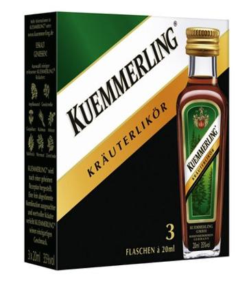 Kuemmerling Kruidenbitter 3-pack