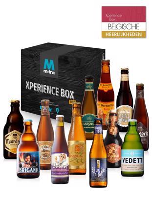Mitra Xperience Box 12x Belgische Heerlijkheden