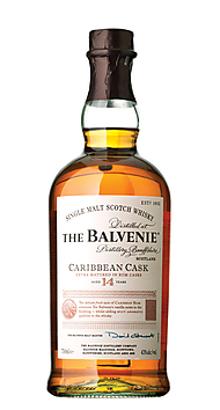 The Balvenie 14 Yrs Caribbean Cask