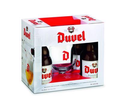 Duvel Geschenkverpakking met glas