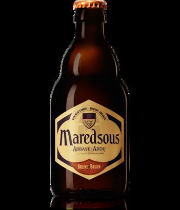 Maredsous Brune - Bruin
