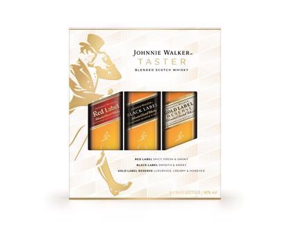 Johnnie Walker 3 Pack