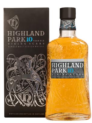 Highland Park 10 Yrs Viking Scars