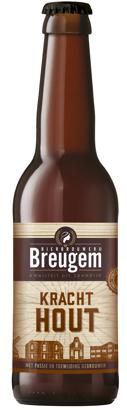 Brouwerij Breugem Kracht Hout