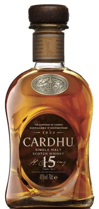 Cardhu 15 Yrs  Malt
