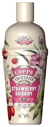 Coppa Strawberry Daiquiri
