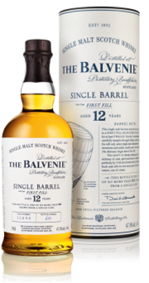 The Balvenie 12 Yrs Single Barrel