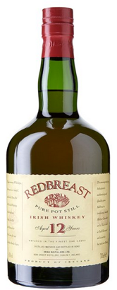 Red Breast 12 Yrs Potstill Irish