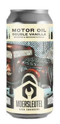De Moersleutel Motor Oil Double Vanilla