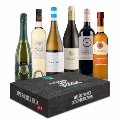 Mitra Xperience Box 6 x Culinaire Wijn