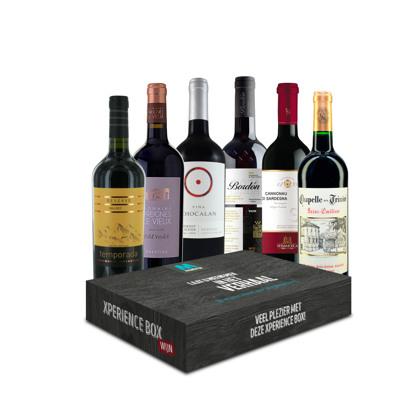 Mitra Xperience Box 6 x Krachtig & Intens