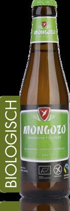 Mongozo Pilsener Organic