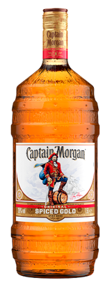Captain Morgan Spiced Barrel