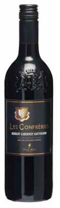 Les Confréries Merlot/Cabernet Sauvigon IGP Aude