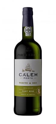 Calem White & Dry