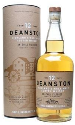 Deanston 12 Yrs Malt Whisky