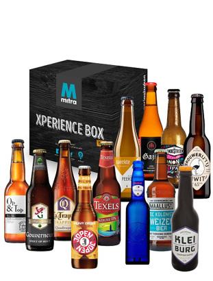 Xperience Box 12x prijswinnende bieren DBC 2021