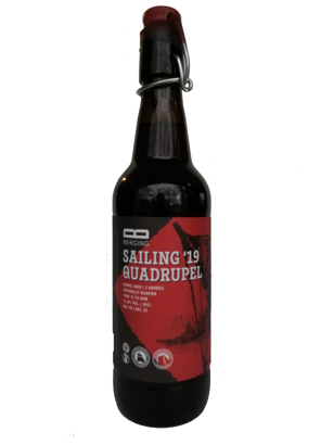 Berging Brouwerij Barrel Aged Quadrupel