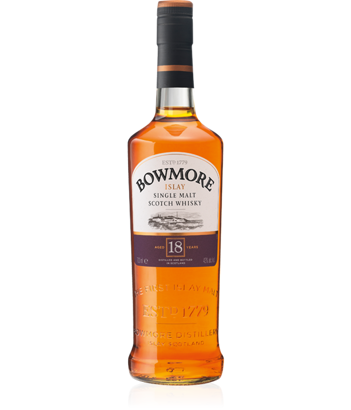 Bowmore 18 Yrs Malt