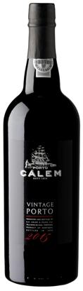 Calem Port Vintage 2015