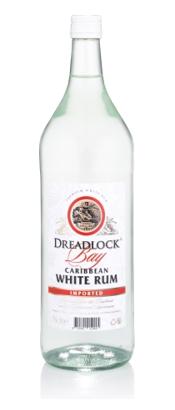 Dreadlock Bay White