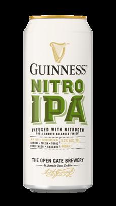 Guinness Nitro IPA Blik