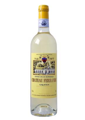 Château Ferrande Graves Blanc