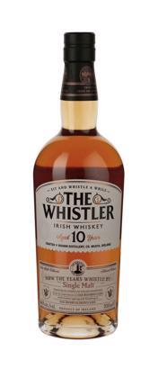 The Whistler 10 Yrs Single Malt Whiskey