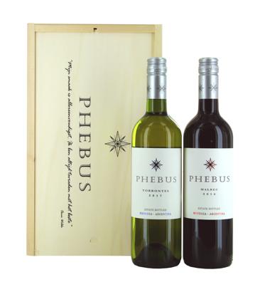 Phebus Geschenkkist 2 flessen