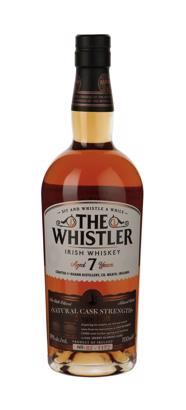 The Whistler Cask Strenght 7yrs