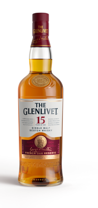 The Glenlivet 15 Yrs French Oak Malt Whisky