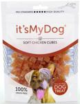 IT'S MY DOG CHICKEN SOFT CUBES 85 GRAM