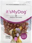 IT'S MY DOG DUCK & FISH SUSHI 85 GRAM