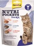 GIMCAT NUTRI POCKETS SEA-MIX 150 GRAM