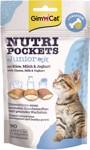 GIMCAT NUTRI POCKETS JUNIOR MIX 60 GRAM