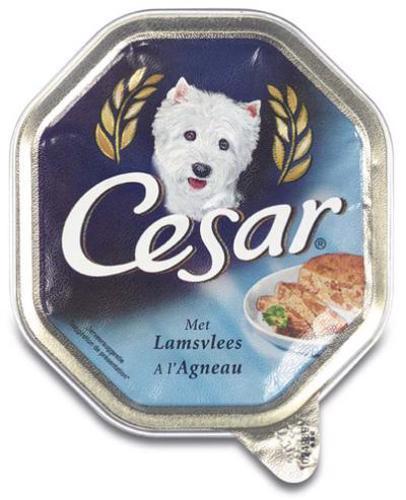 CESAR ALU LAM 0,15 KG