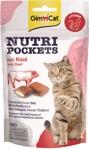 GIMCAT NUTRI POCKETS RUND 60 GRAM