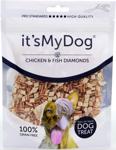 IT'S MY DOG CHICKEN & FISH DIAMONDS 85 GRAM