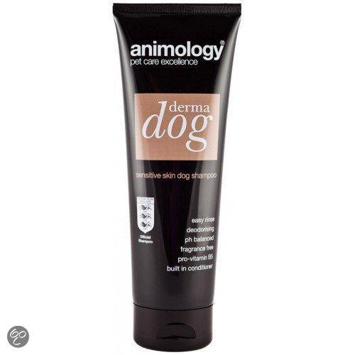 ANIMOLOGY DERMA DOG SHAMPOO 250 ML