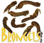 BRONGELS KIP-STICKS 250 GR ZAKJE