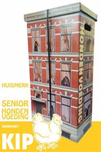 DIER ALL-IN HUISMERK SENIOR 13KG